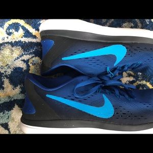 Beautiful Blue Nike Running Shoes!